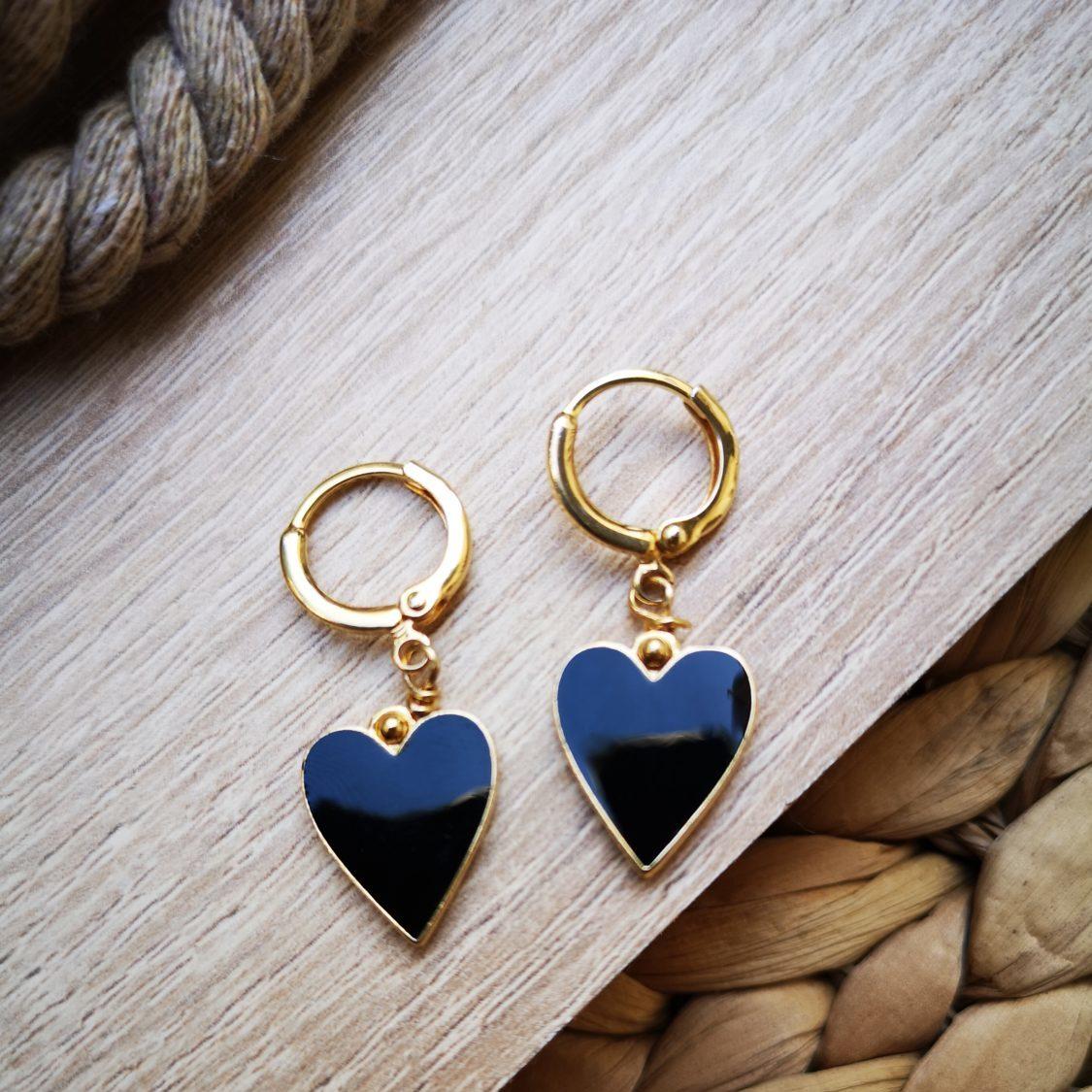 black heart hoops