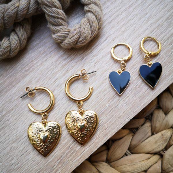 hearts hoops