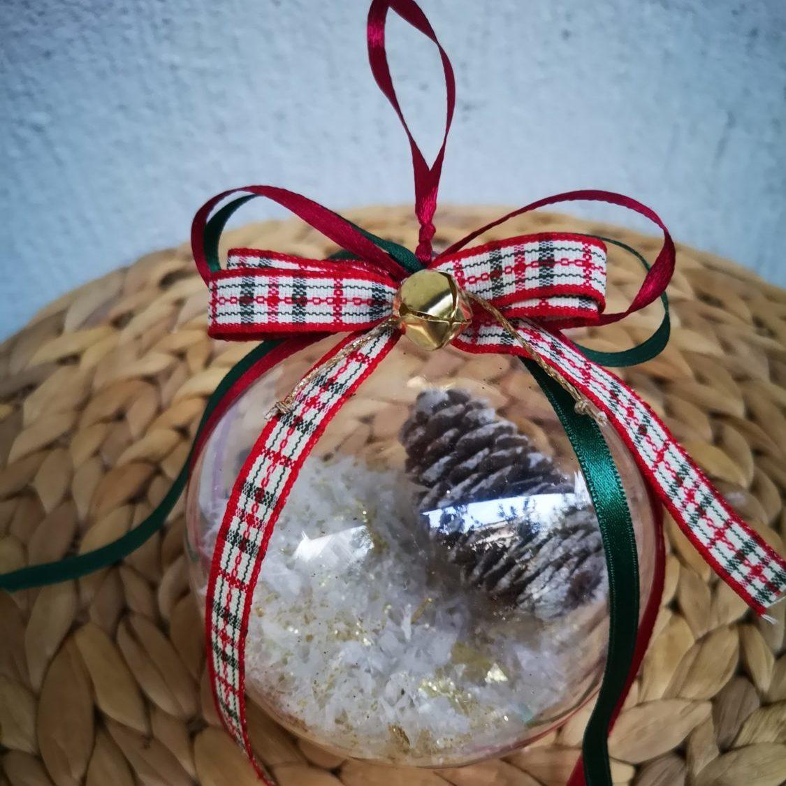 big pine xmas ball