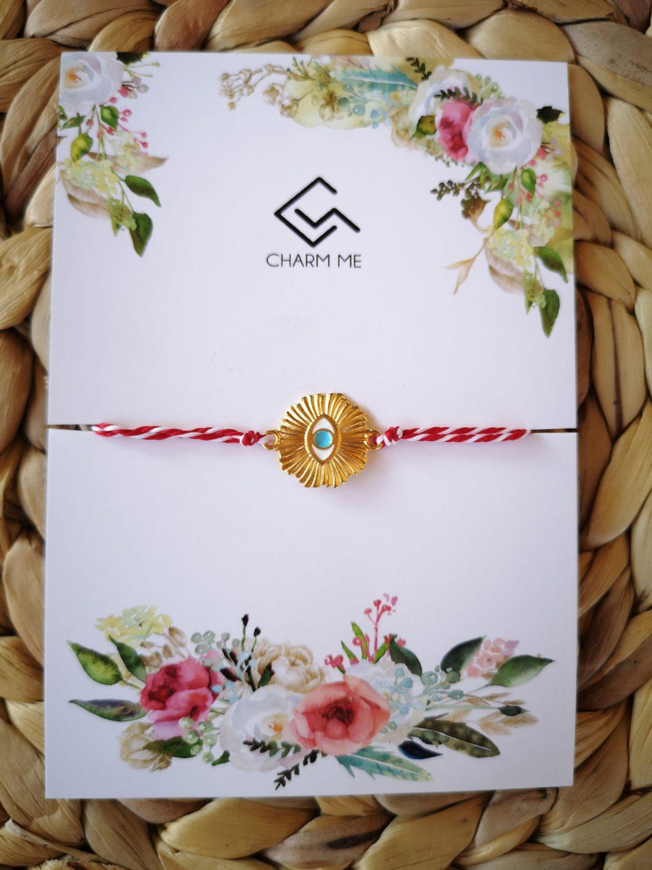 ocean eye march bracelet