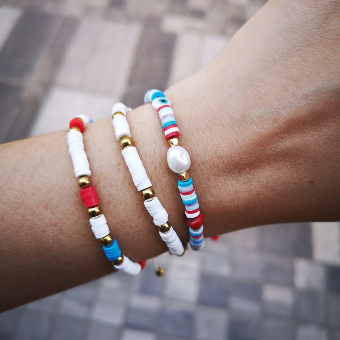 Colourfull Pearl Bracelet