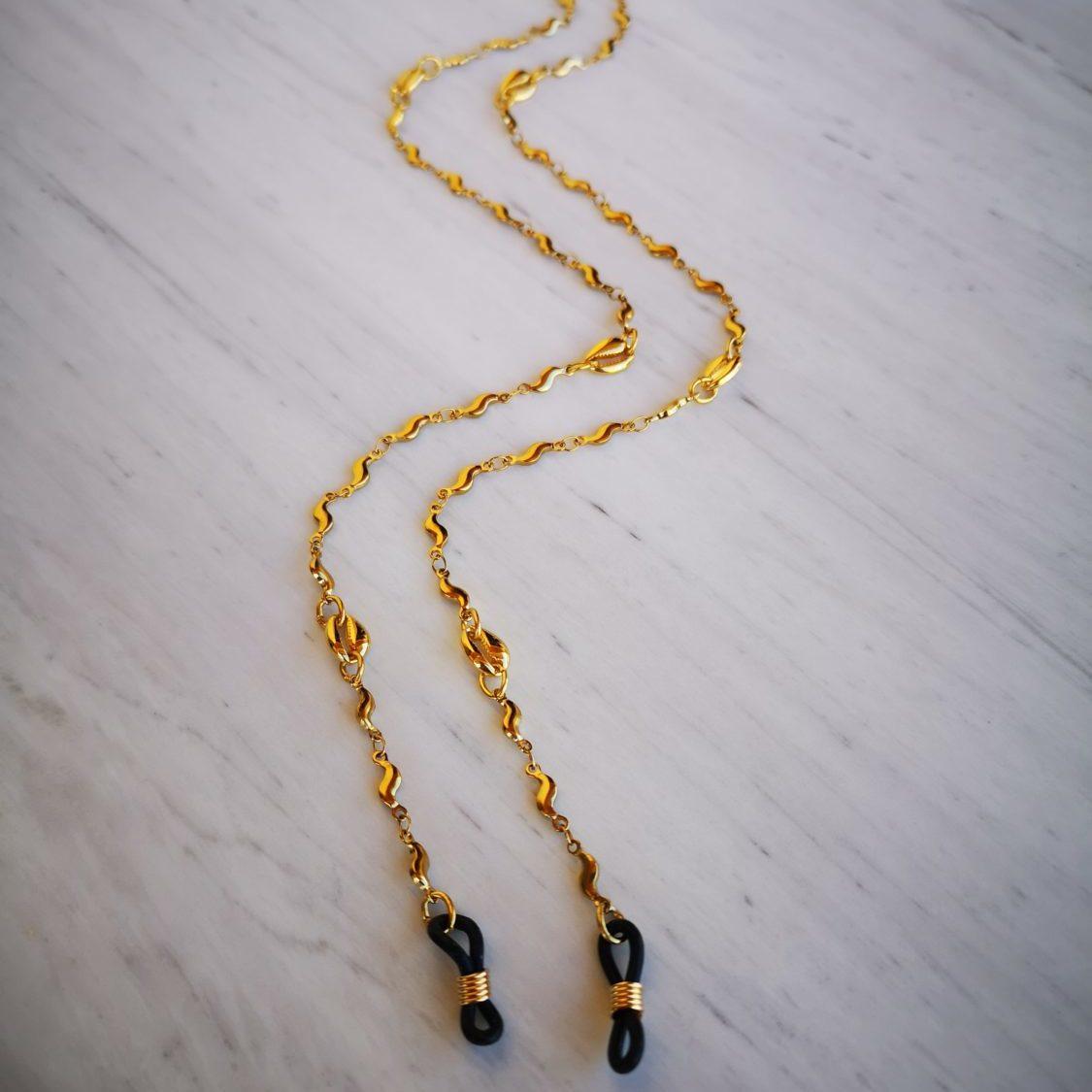 shell sunglasses chain