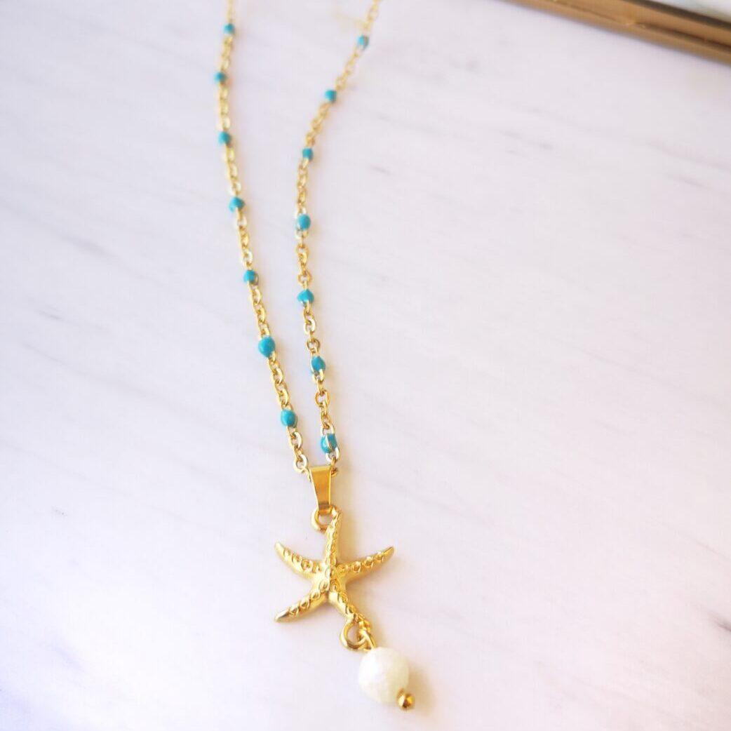 corfu necklace