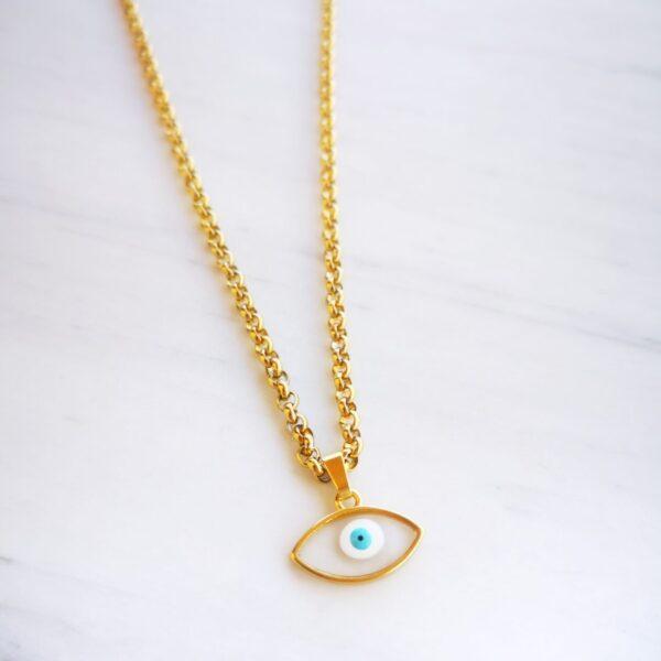 Vitro Eye Necklace